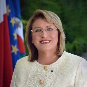 Dr Marie-Louise Coleiro Preca