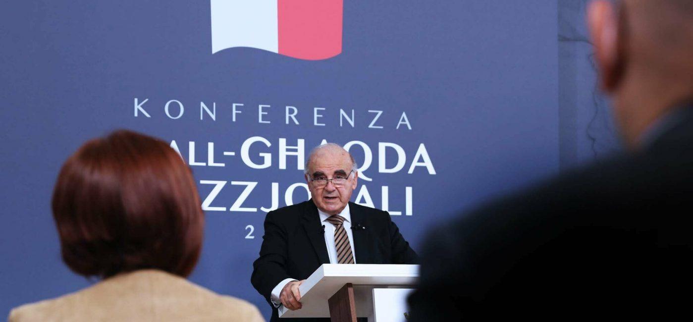 Diskors tal-għeluq - Konferenza għaqda Nazzjonali